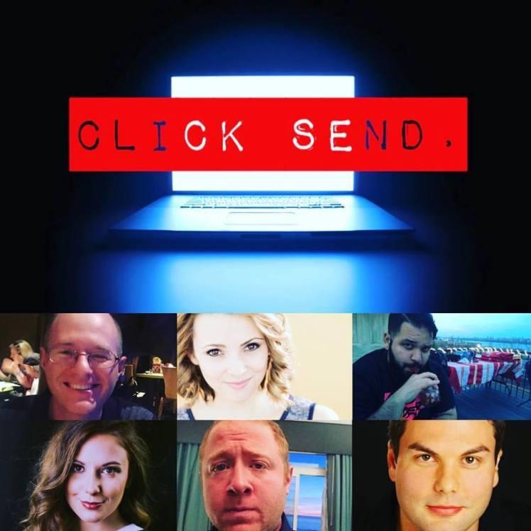 click send