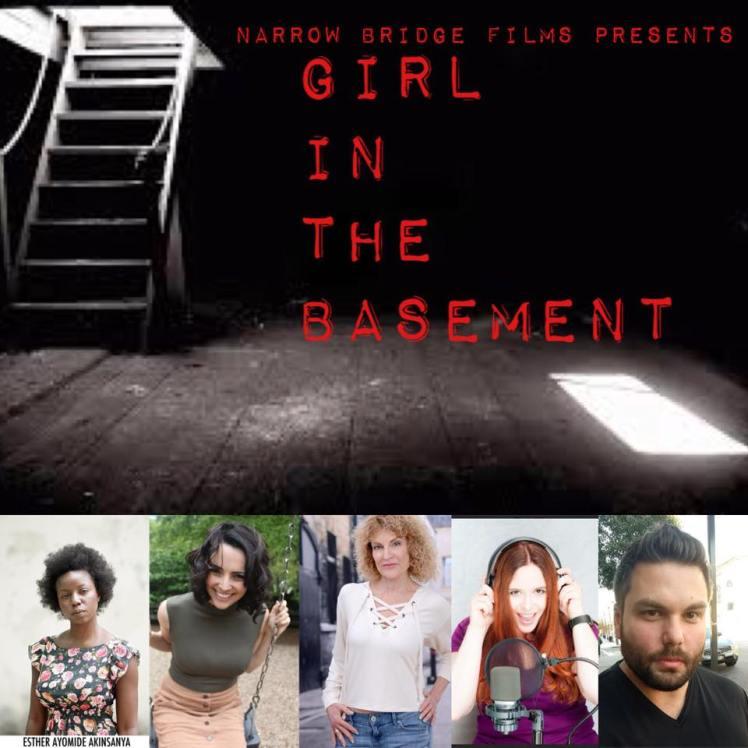 girl in basement